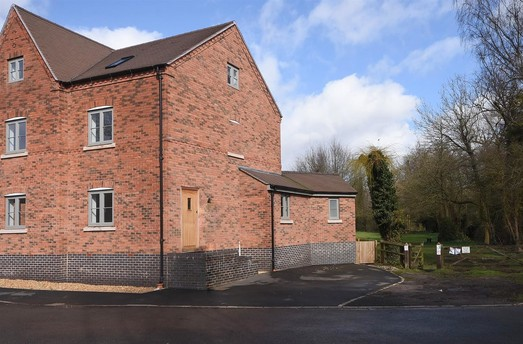 Plot 6, The Mill Main Street,  Yoxall