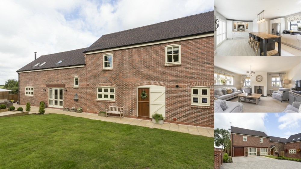 **  OPEN HOUSE THIS WEEKEND ** Ivy House, Abbots Bromley