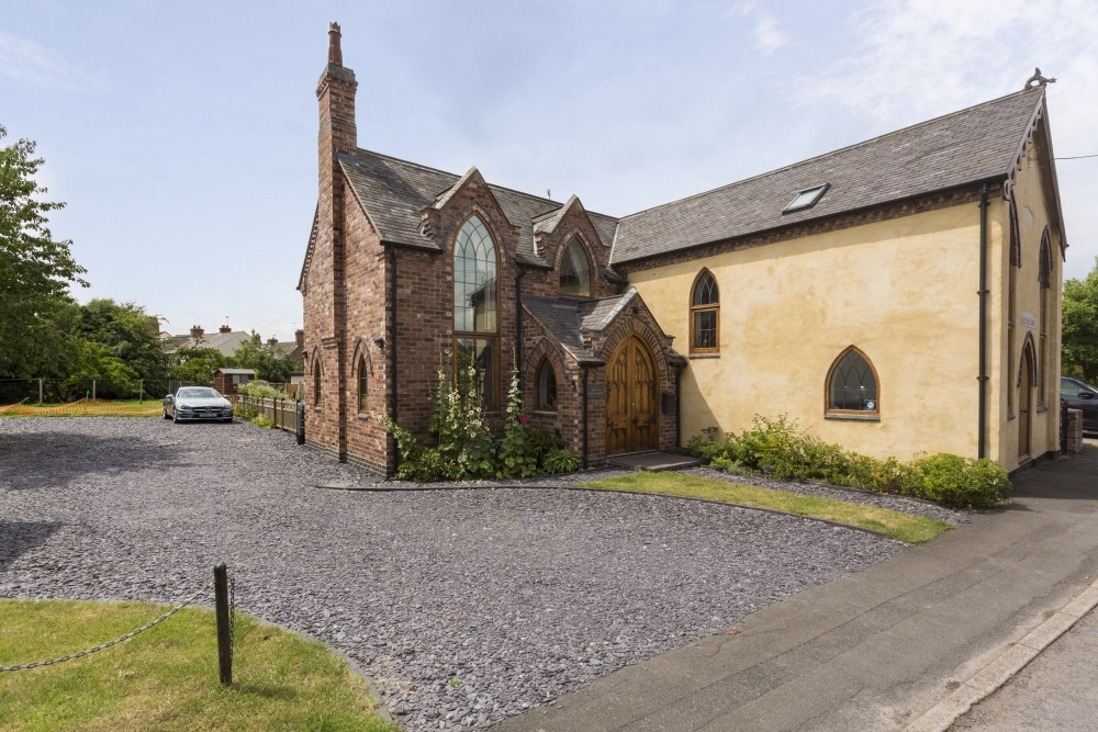 **OPEN HOUSE** This Saturday and Sunday! At a beautifully converted Chapel