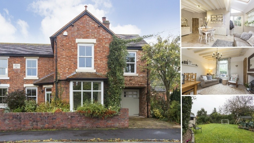**PROPERTY OF THE WEEK** A traditional Edwardian family home within John Taylor School Catchment!