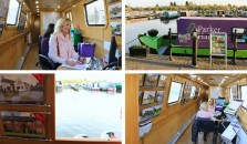 FEATURED - as Canal & River Trusts 'Floating Estate Agents'
