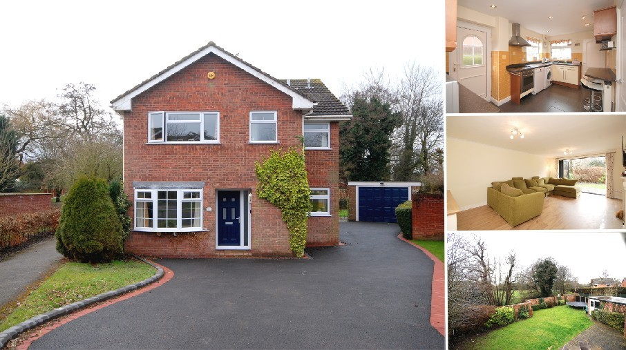 **NEW INSTRUCTION** THORNHILL CLOSE