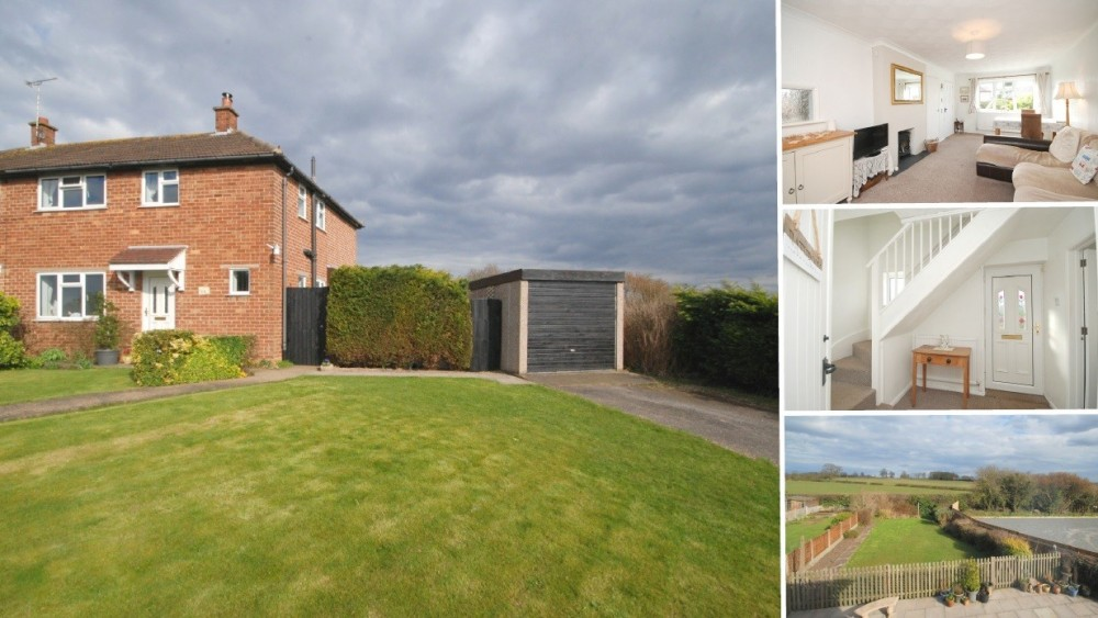 **NEW INSTRUCTION** A semi detached home with plenty of potential!