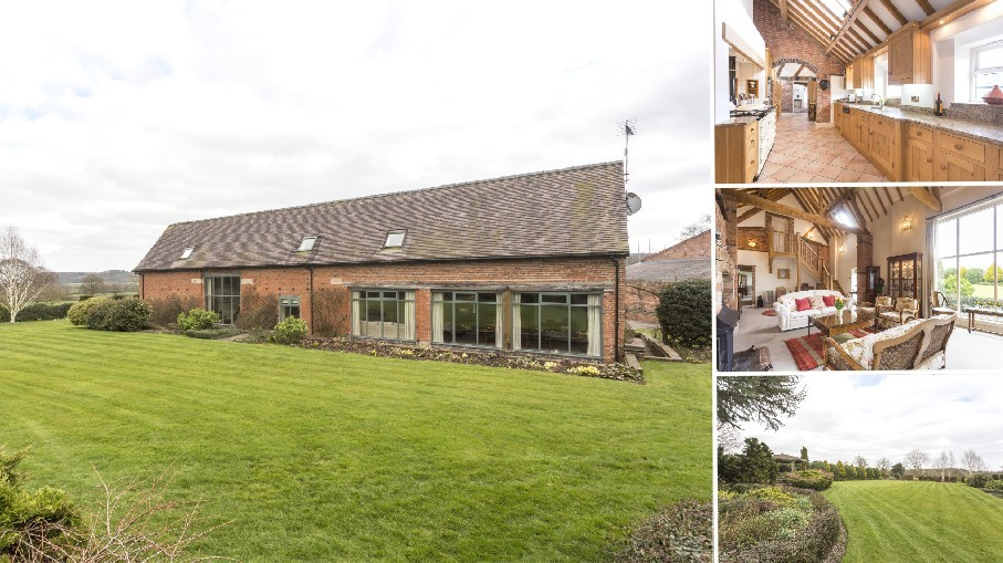 Moat Spring Barn Gorsty Hill New Instruction
