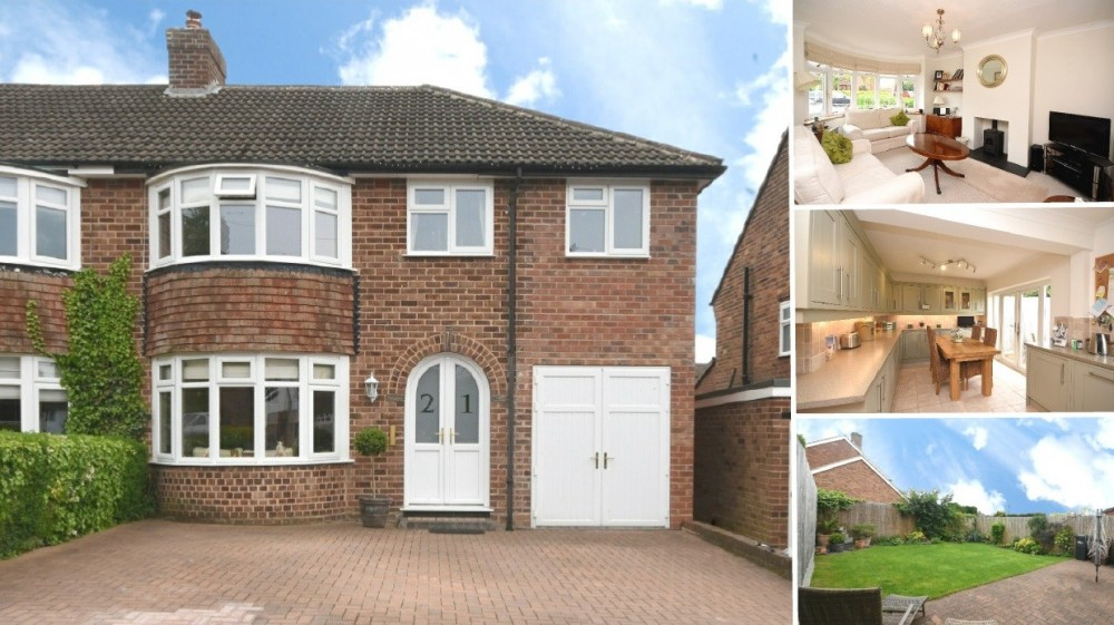 **NEW INSTRUCTION** A beautifully upgraded traditional home within Barton under Needwood!