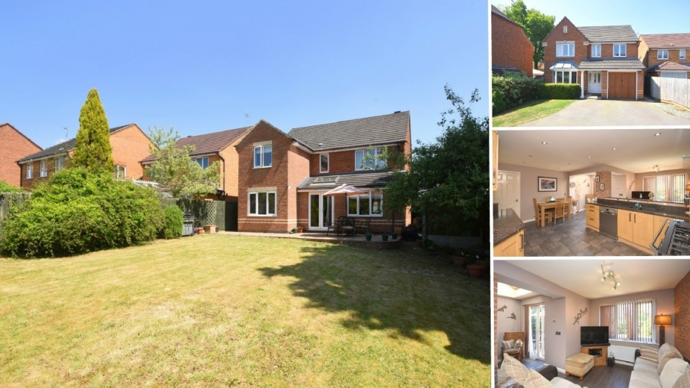 **NEW INSTRUCTION** An extended and well presented family home.