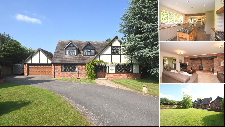 **NEW INSTRUCTION** An EXCLUSIVE DETACHED FAMILY HOME SET IN THE DESIRABLE CITY OF LICHFIELD