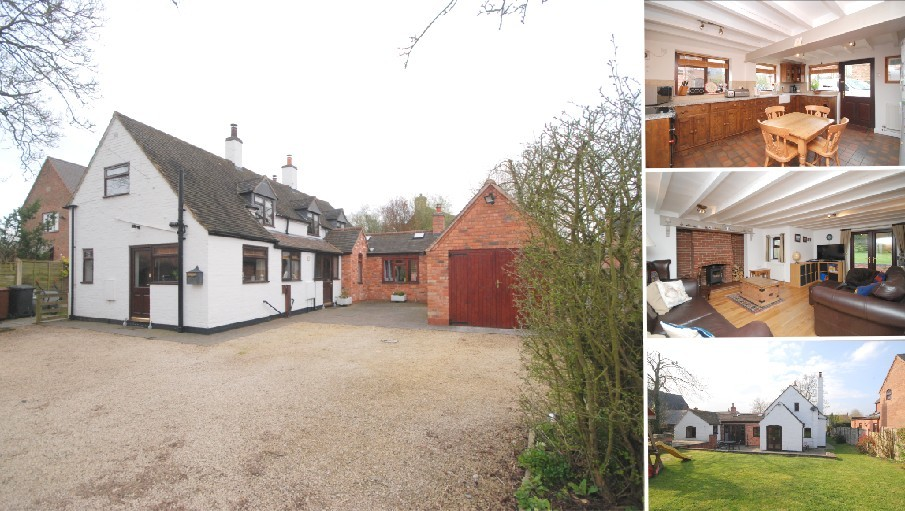 OPEN DAY THIS WEEKEND IN COTON IN THE ELMS **VIEWINGS WELCOME**