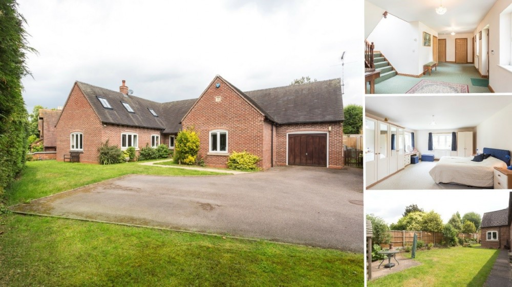 **NEW INSTRUCTION** A substantial detached home in Walton on Trent!