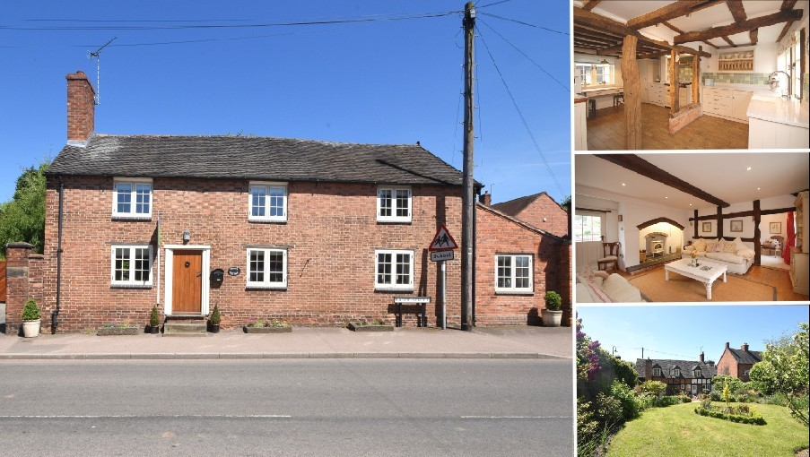 **OPEN DAY IN ABBOTS BROMLEY SATURDAY 30TH JUNE VIEWINGS WELCOMED 2PM - 4PM**
