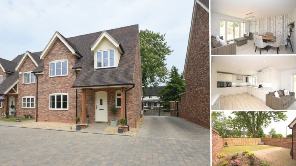**OPEN HOUSE THIS WEEKEND** PRICE REVISED to £465,000 & £5,000 WORTH OF INCENTIVES INCLUDED