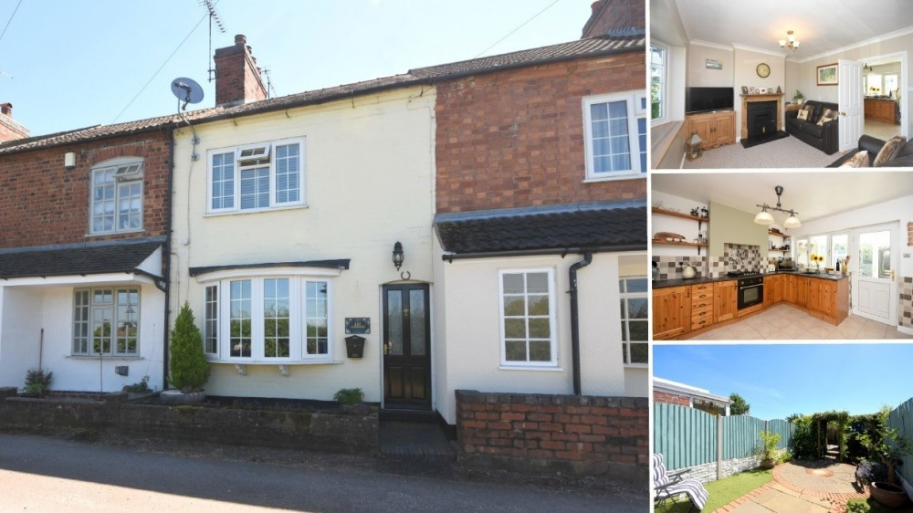 **PRICE REDUCTION** An ideal first time buy or investment in Barton under Needwood