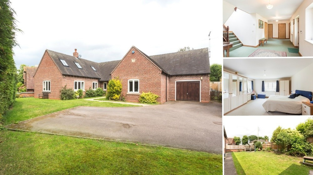 **PRICE REVISED** A detached bespoke designed home offering versatile and flexible interiors within John Taylor Catchwent