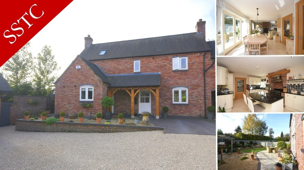 SOLD in less than two weeks! An immaculate four bedroom home in Hammerwich. Similar Required!