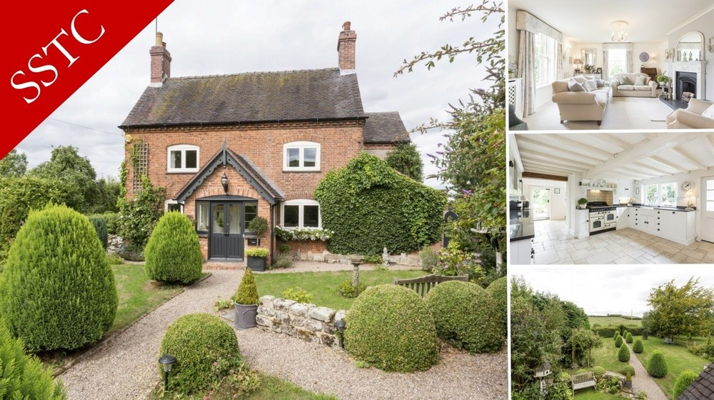 Sale Agreed on this former 'Farmhouse Of The Year'!