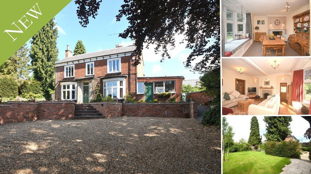 **New Instruction** An individual Victorian home with stunning views and John Taylor Catchment