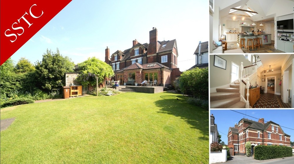 **SSTC** A stunning Victorian family home in Shenstone