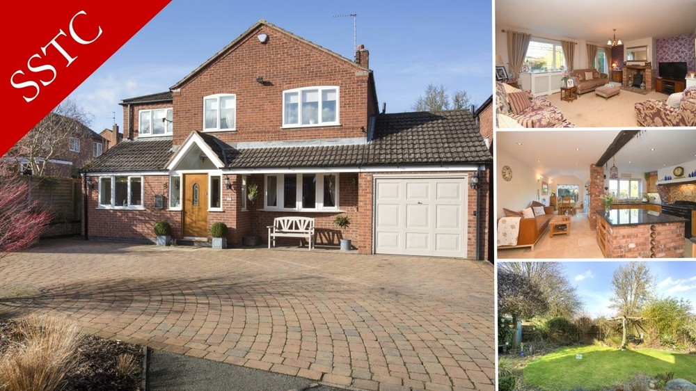 **SOLD** an immaculately upgraded home in Barton under Needwood!