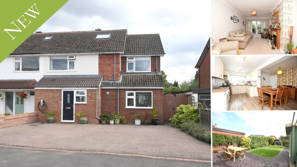 Immaculate interiors, four bedrooms and landscaped gardens in Alrewas!