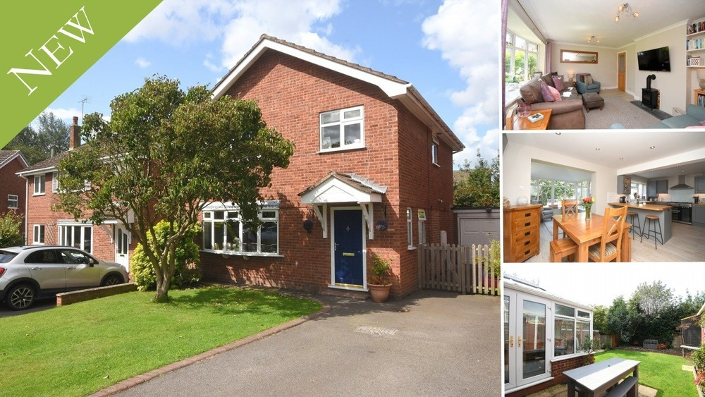 A superb four bedroom home offering refitted open plan interiors and a prime location in Barton under Needwood