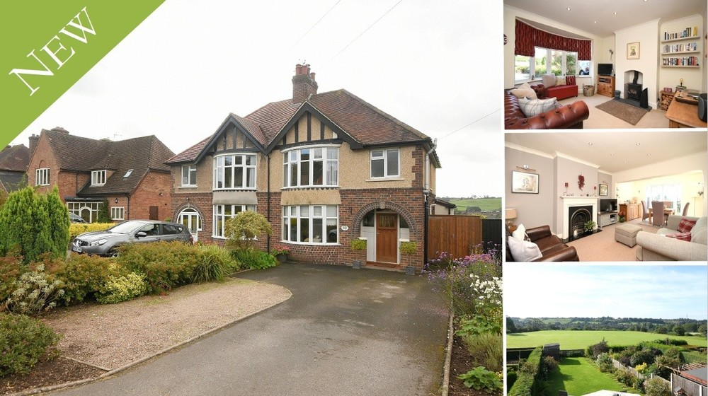 **NEW** A traditional three bedroom home at the 'Gateway to the Peak District'