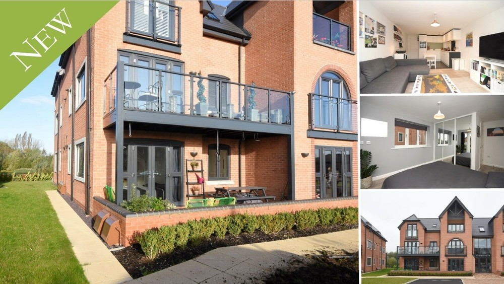 *NEW INSTRUCTION* A luxury apartment within a secure gated Lakeside community