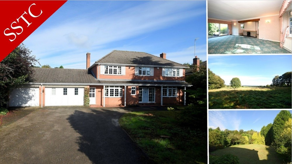 **SIMILAR REQUIRED** Sale Agreed on this one-off property in Upper Longdon!