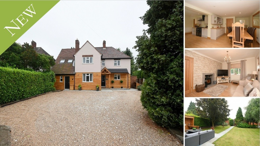 **NEW INSTRUCTION** A stunning family home in Kings Bromley