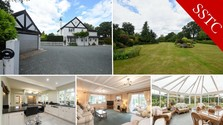 **Sale Agreed** on this beautiful country home on the outskirts of Yoxall