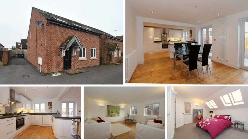Our Top Pick for today is Wysteria Cottage! This contemporary detached home lies in the desirable village of Repton