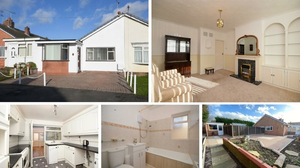 *Ideal investment, downsize or young family home* Offered with no chain is this attractive bungaloew set in the desirable Barton under Needwood.