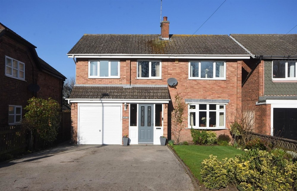 Offering superb potential to extend and remodel, this well presented detached home in Barton under Needwood has just received a price reduction!