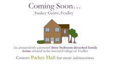 **COMING SOON**  Immaculate 3 Bedroom Fradley Family Home