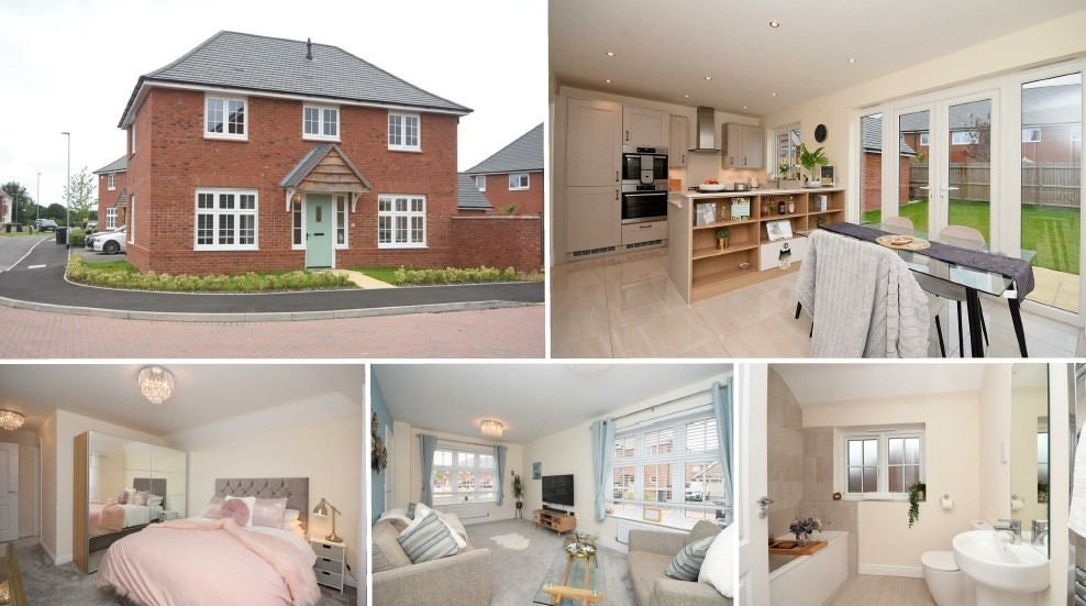 **NEW INSTRUCTION** A stunning 3 bed family home in Fradley