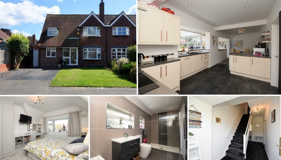 **PROPERTY OF THE DAY** Recently renovated family home in sought after Aldridge location