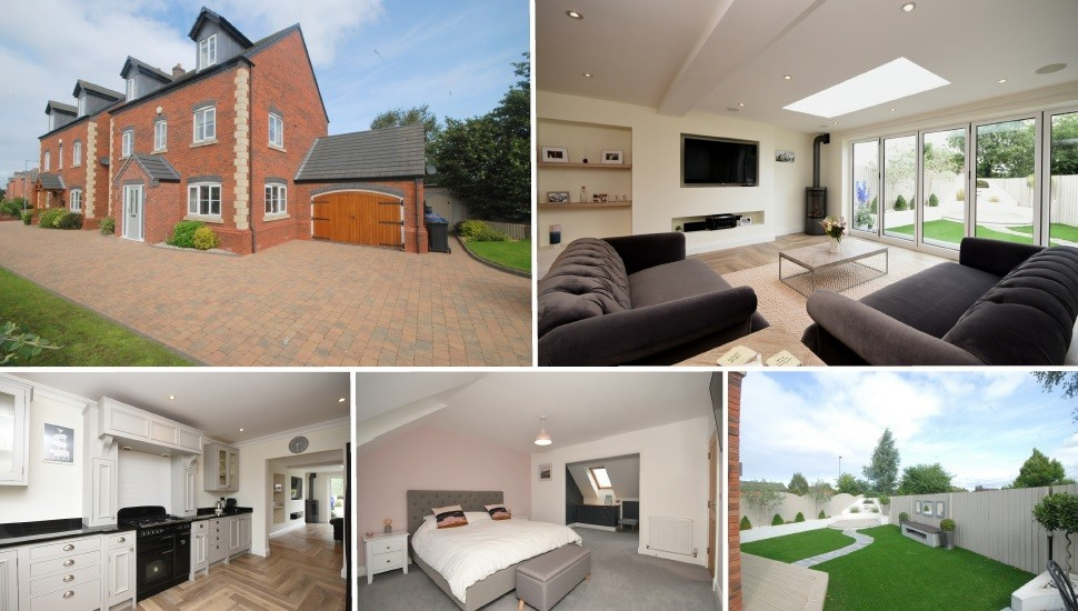Immaculate 5 bedroom house in the beautiful Cathedral City of Lichfield