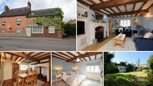 **FEATURE PROPERTY** THE OLDE HALL COTTAGE, YOXALL