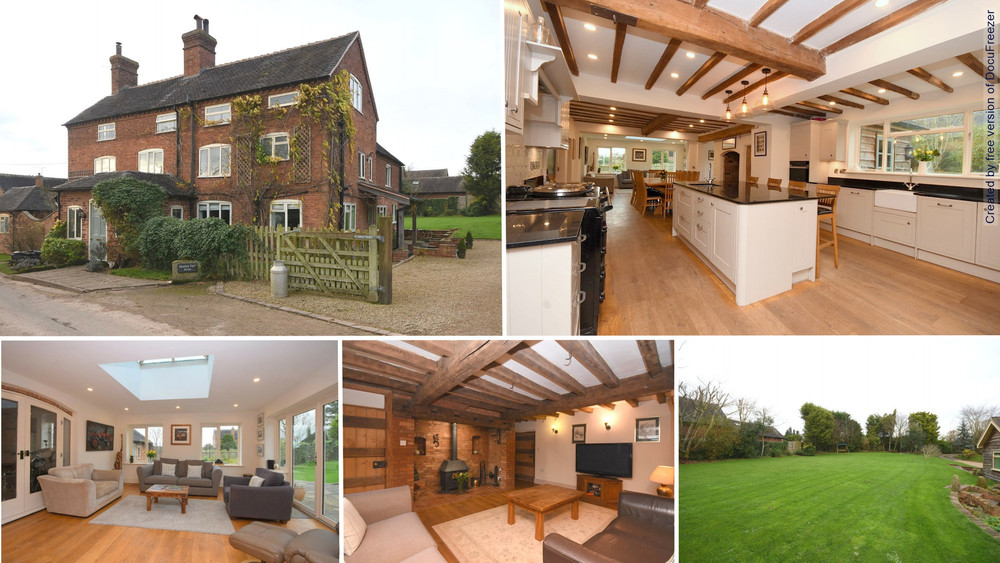 **FEATURE PROPERTY** HEATLEY HALL FARM, ABBOTS BROMLEY