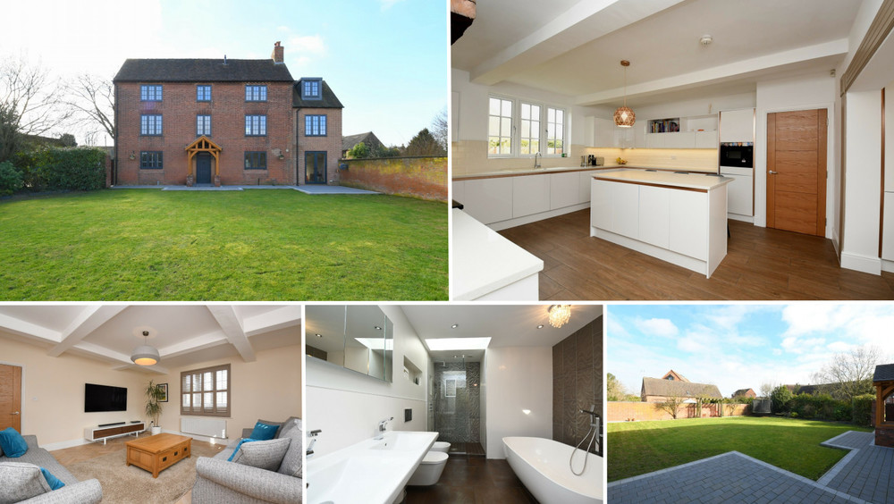 **NEW INSTRUCTION** Mill House, Alrewas