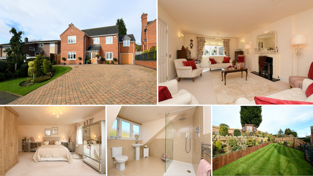 **FEATURE PROPERTY** 15a Wentworth Drive, Lichfield