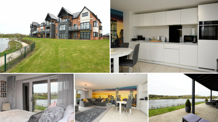 **FEATURE PROPERTY** 47 The Lakeside, Barton under Needwood