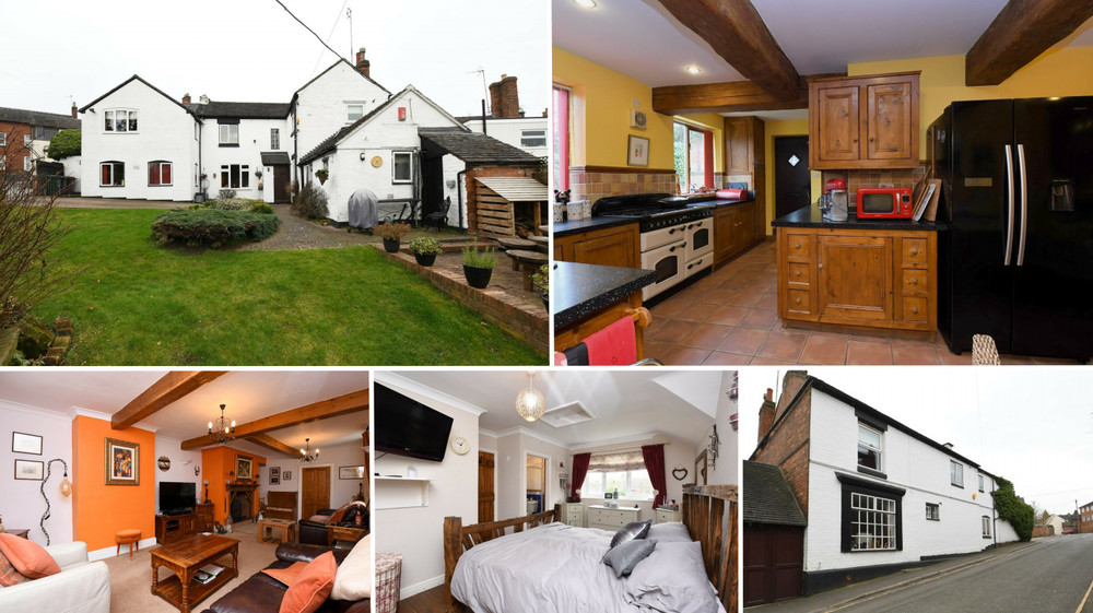 **FEATURE PROPERTY** Barbers Cottage, Repton